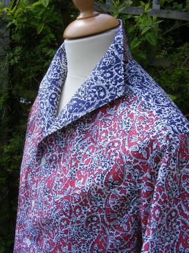 1950s shirt in Liberty 'Lagos Laurel' https://dandyandrose.com/2013/07/01/paisley-makes-me-smile/