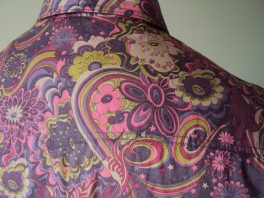 Jamie Freeman's shirt in Liberty 'Amelia Star'