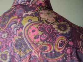 Jamie Freeman's shirt in Liberty 'Amelia Star'