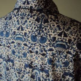 Sharron Manley's shirt in Liberty 'Lodden'