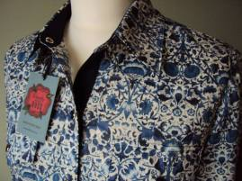 Sharron Manley's shirt in Liberty 'Lodden' https://dandyandrose.com/2013/10/30/sharrons-shirt/
