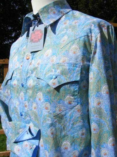 Jim Lauderdale's shirt in Liberty 'Hera' https://dandyandrose.com/2014/03/21/thank-you-arthur-silver/