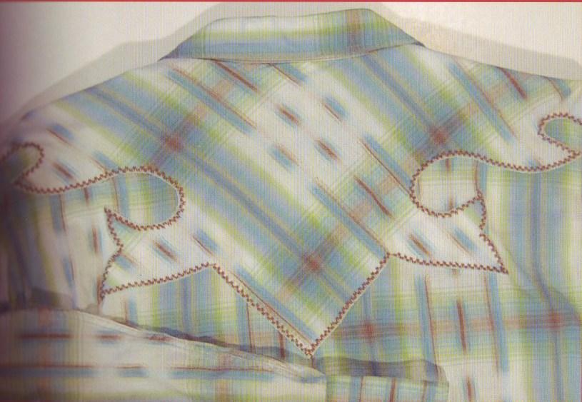 1950s shirt by Ranch Man Western Wear of Denver