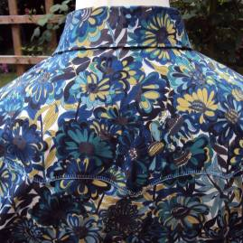 Shirt made for Jim Lauderdale in Liberty 'Willow Rose'