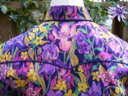 Shirt made for Andrew Bristow in Liberty 'Brightley A'