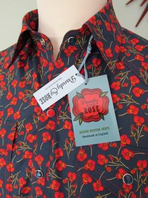 Jim Lauderdale's shirt in Liberty's 'Ros'