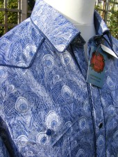 Don Smith's shirt in Liberty 'Hera'