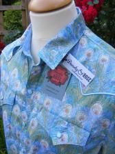 James Burke's shirt in Liberty 'Hera'