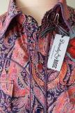 Jim Lauderdale's shirt in Liberty of London's 'Felix and Isabelle' https://dandyandrose.com/2016/10/22/dandy-rose-on-display/