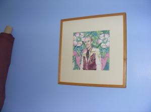 My John Brisland watercolour