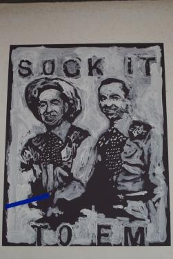 Sock It To Em by John Brisland