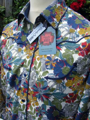 Shirt for Danny Wilson in Liberty's 'Angelica Garla'