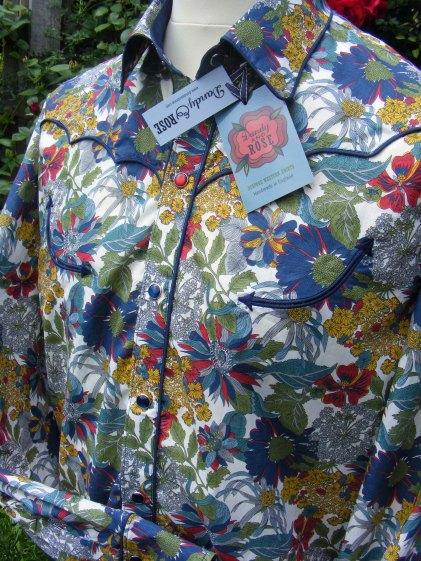 Shirt in Angelica Garla for Danny Wilson