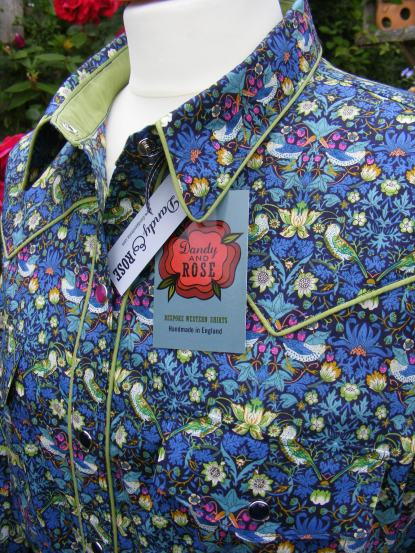 Jacky Anstee's shirt