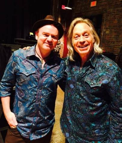 Dean Owens and Jim Lauderdale, Nashville 2015