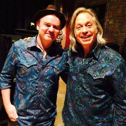 Dean Owens and Jim Lauderdale
