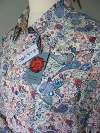 Christian Kjellvander's shirt