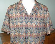 50s style shirt
