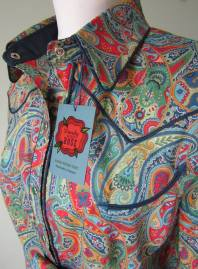 Lorna Simes' shirt