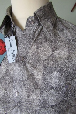 Christophe Rivet's shirt in Liberty London's print 'Philip Clay'