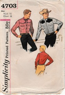 vintage patterns for Bill-1