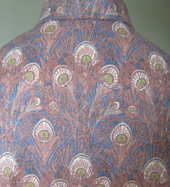 Guy's shirt in Liberty's 'Hera'