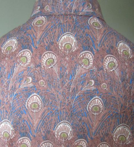 Guy's shirt in Liberty's 'Hera'