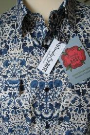 Thor Platter's shirt in Liberty's 'Lodden'
