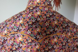 Joe Haller's shirt in Liberty's floral/paisley print